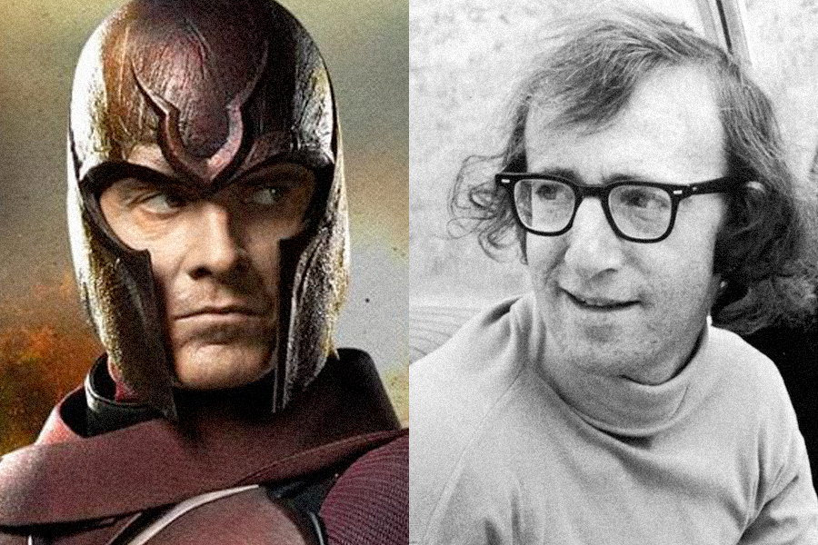 Magneto-meets-Allen